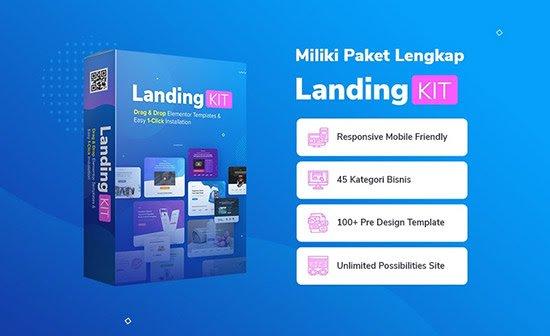 Landingkit Template Landing Page