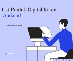 List Afiiliate Produk Digital Keren Andal.id